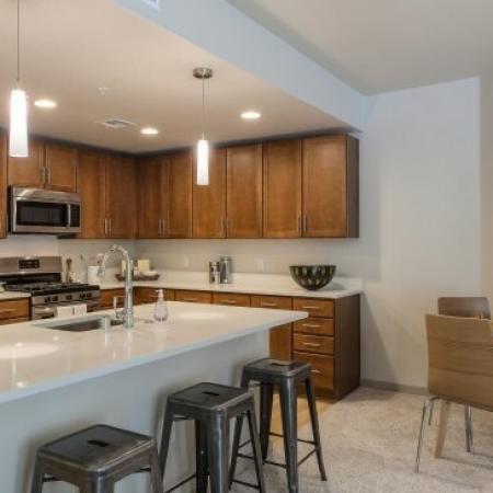 State-of-the-Art Kitchen | Apts For Rent In San Jose CA | 121 Tasman