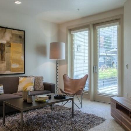 Spacious Living Room | Apartments For Rent In San Jose CA | 121 Tasman