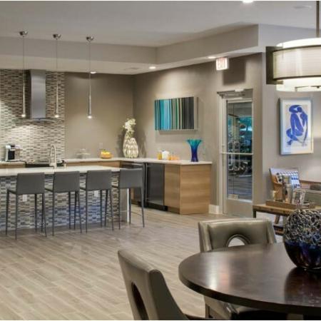 Interior Lobby | Austin Texas Apartments | The Village at Gracy Farms