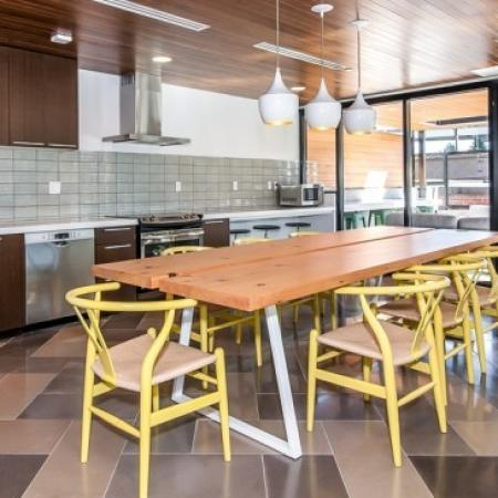 Elegant Community Club House | 1 Bedroom Apartments Portland Oregon | The Addy