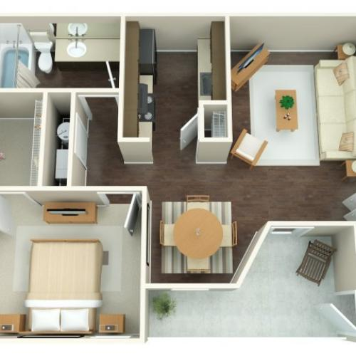 Floor Plan | Riverbend 2