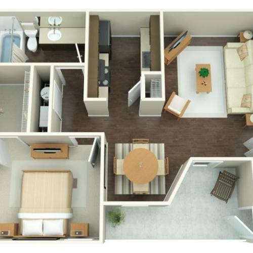 Floor Plan | Riverbend 2
