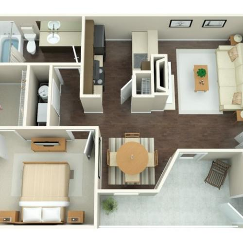 Floor Plan 2 | Riverbend 2