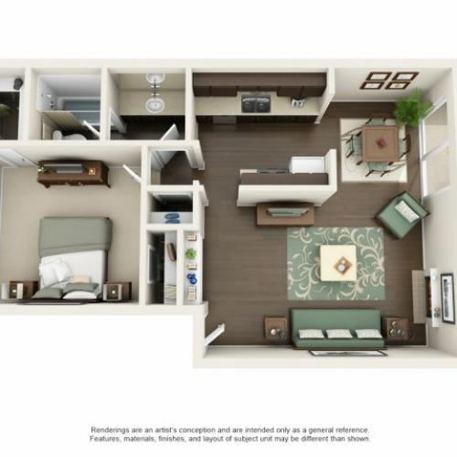 The Cortesian Apartments
