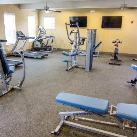Fitness Center | The Vineyards at Hammock Ridge