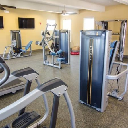 Fitness Center | The Vineyards at Hammock Ridge 2