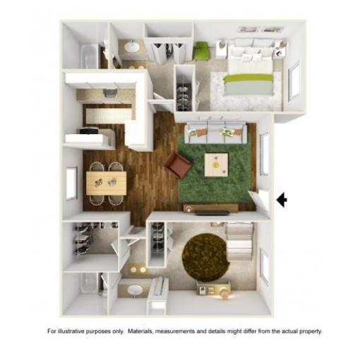 Floor Plan 9 | Scottsdale Gateway II2