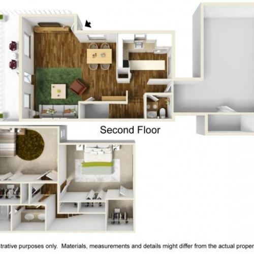 Floor Plan 10 | Scottsdale Gateway II 2