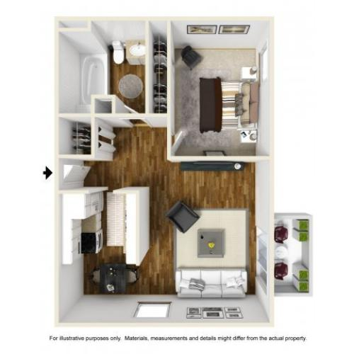 Floor Plans 1 | Westminster Apartments | Sandpiper Apartments