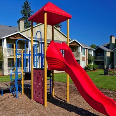 Community Children's Playground | Apartments Hillsboro OR | Jackson School Village