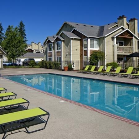 Swimming Pool | Apartments Hillsboro OR | Jackson School Village