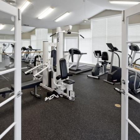 Cutting Edge Fitness Center | Hillsboro Oregon Apartments | Jackson School Village