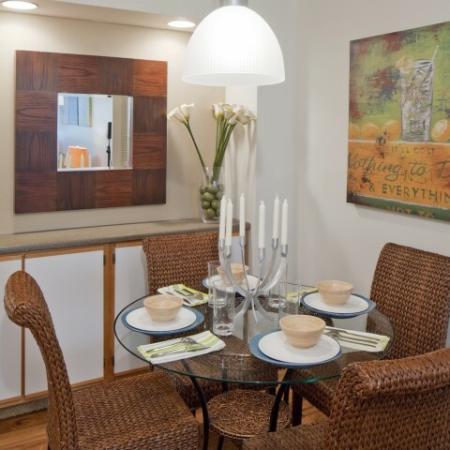 Luxurious Living Area | Apartments In Hillsboro Oregon | Jackson School Village