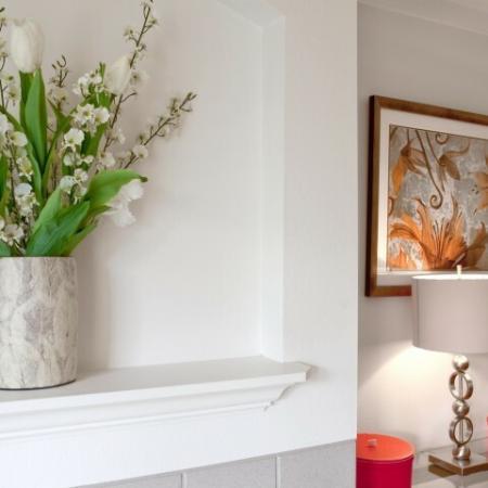 Elegant Living Area | Apartment Portland Oregon | Jackson School Village