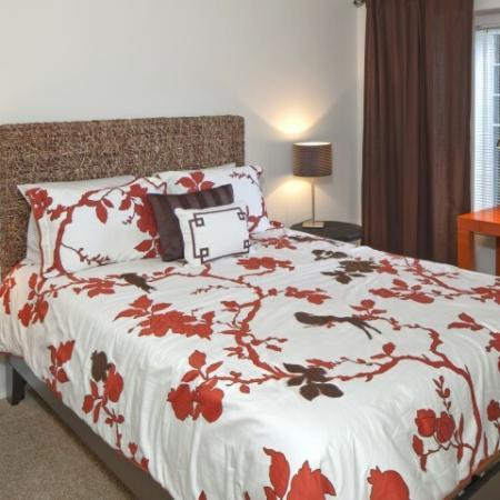 Spacious Bedroom | Apartments In Hillsboro | Jackson School Village