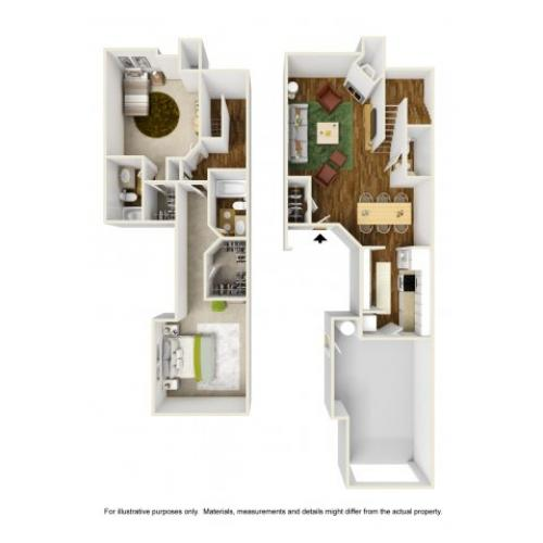 Floor Plan 2 | Rivercrest Meadows 2