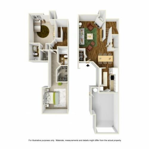 Floor Plan 2 | Rivercrest Meadows 2