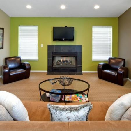Elegant Living Room | Apartments Vancouver WA | Eight Towncenter