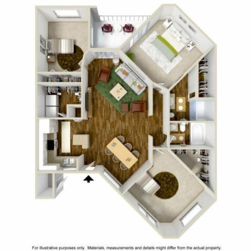 Floor Plan 4 | Genoa Lakes 2