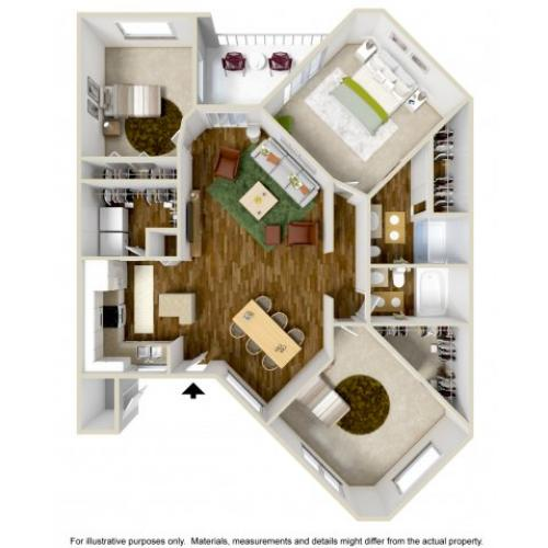 Floor Plan 4 | Genoa Lakes 2