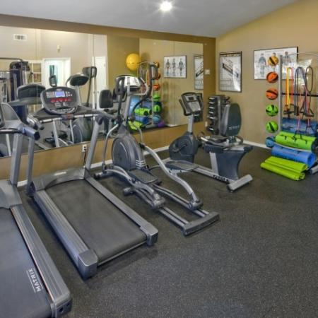 State-of-the-Art Fitness Center | Vancouver Apartments | Village at Cascade Park