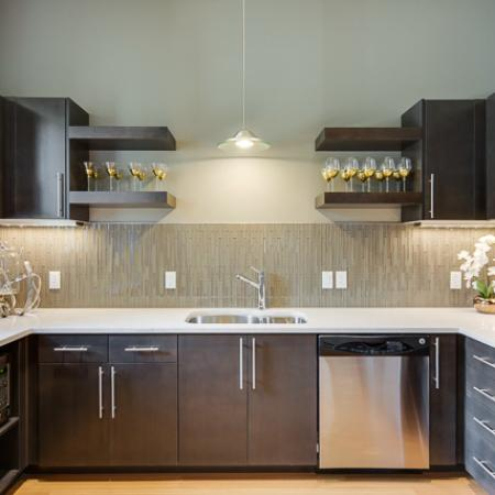 State-of-the-Art Kitchen | Apartment In Eugene Oregon | The Bailey at Amazon Creek