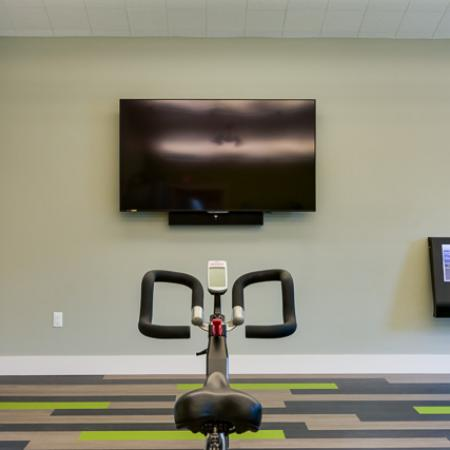 Resident Fitness Center | One Bedroom Apartments Eugene | The Bailey at Amazon Creek