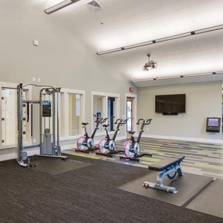 Community Fitness Center | Apartments In Eugene Oregon | The Bailey at Amazon Creek