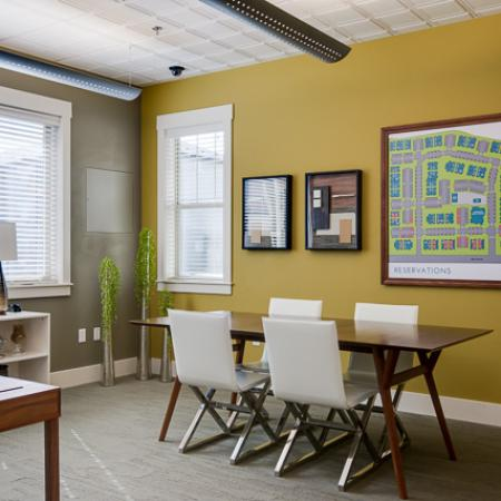 Resident Business Center | Eugene Oregon Apartment | The Bailey at Amazon Creek
