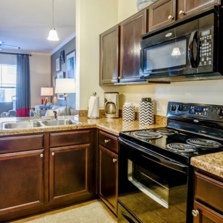 Modern Kitchen | Rentals In Raleigh Nc | NorthCity 6