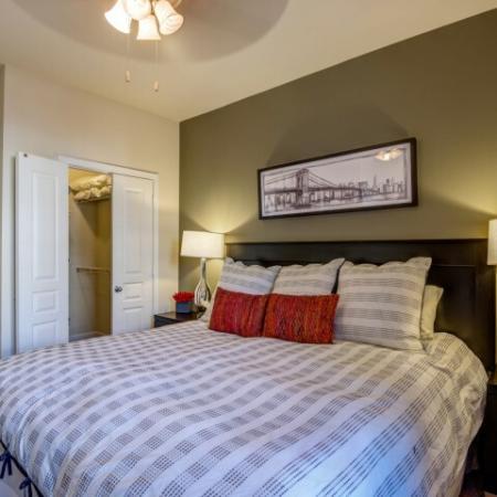 Elegant Bedroom | Rentals In Raleigh Nc | NorthCity 6