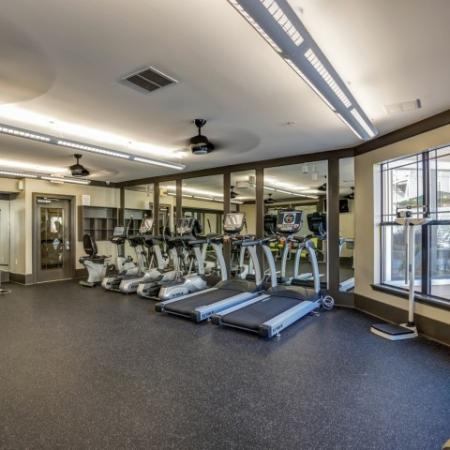 Cutting Edge Fitness Center | Raleigh NC Apartments | NorthCity 6