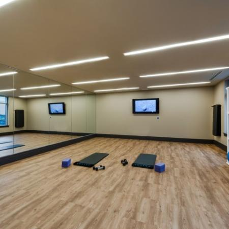 State-of-the-Art Fitness Center | North Bethesda Apartments | Pallas at PikeRose