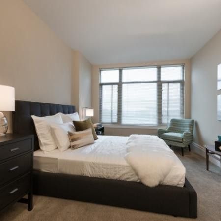 Luxurious Bedroom | Apartments North Bethesda | Pallas at PikeRose