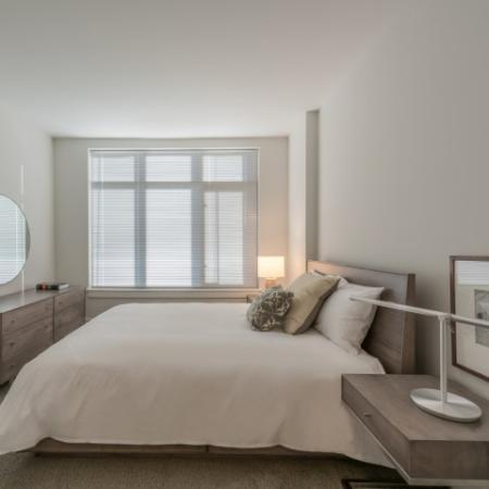 Spacious Bedroom | Apartments Bethesda | Pallas at PikeRose