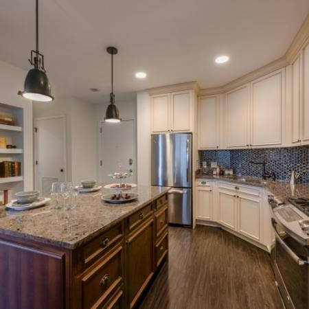 Luxurious Kitchen | North Bethesda Apartments | Pallas at PikeRose