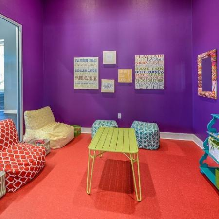 Kids Play Room | Apartments In Windermere