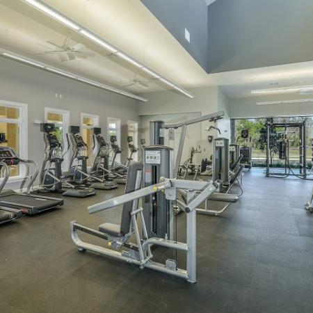 Resident Fitness Center | Apartments In Orlando FL |