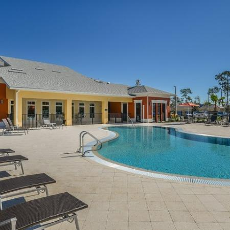 Resort Style Pool | Apartments In Winter Garden FL |