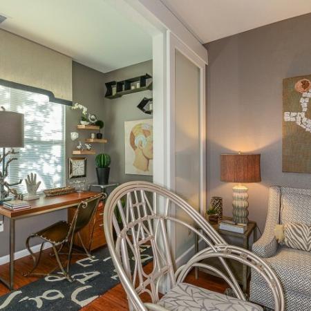 Elegant Living Room | Apartments In Orlando FL |