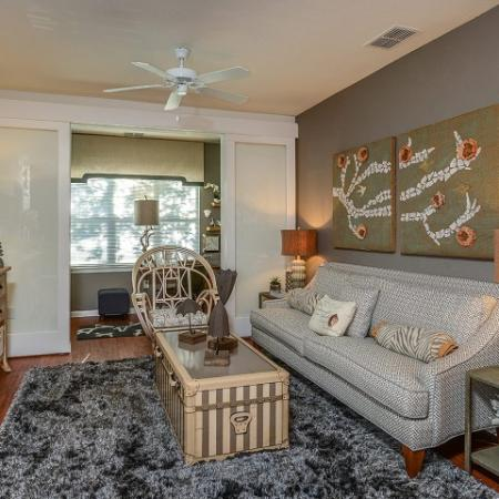 Spacious Living Room | Apartments For Rent In Orlando Florida |