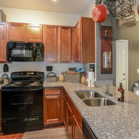 Modern Kitchen | Apartments In Windermere |