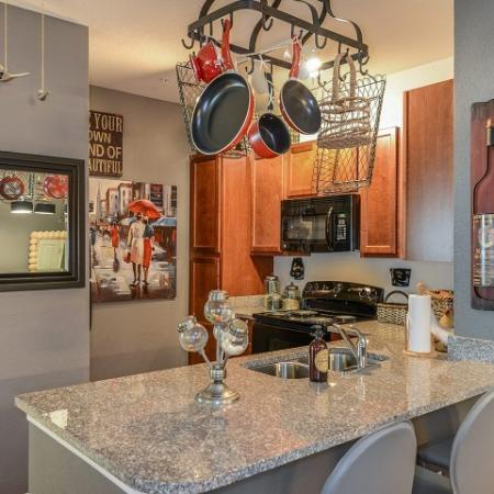 Elegant Kitchen | Apartments In Windermere |