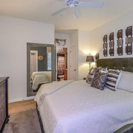Spacious Master Bedroom | Apartments In Winter Garden FL |