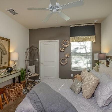 Elegant Master Bedroom | Apartments In Windermere |