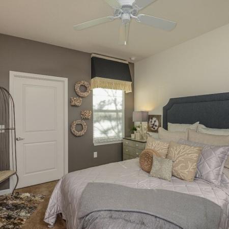 Spacious Bedroom | Apartments In Orlando FL |