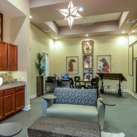 Elegant Community Club House | Apartments In Orlando FL |