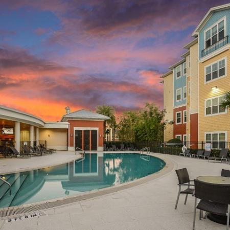 Indoor Pool | Apartments For Rent In Orlando FL |