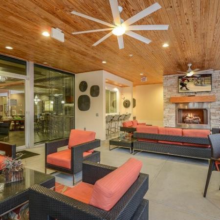 Elegant Community Club House | One Bedroom Apartments In Orlando FL |