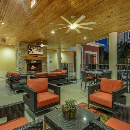 Spacious Resident Club House | Apartments In Orlando Florida |